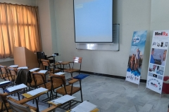 The Educational Workshop of MedRex in Esfahan University (1)