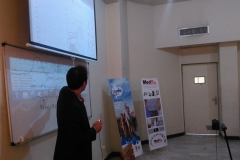 The Educational Workshop of MedRex in Esfahan University (11)