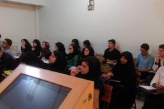 The Educational Workshop of MedRex in Esfahan University (12)