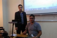 The Educational Workshop of MedRex in Esfahan University (13)