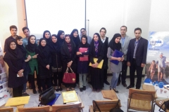 The Educational Workshop of MedRex in Esfahan University (14)