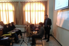 The Educational Workshop of MedRex in Esfahan University (2)