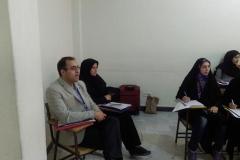The Educational Workshop of MedRex in Esfahan University (3)