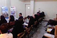 The Educational Workshop of MedRex in Esfahan University (6)