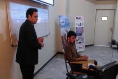 The Educational Workshop of MedRex in Esfahan University (8)