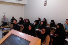 The Educational Workshop of MedRex in Esfahan University (9)