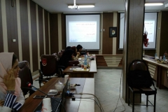 The Hearing aids Workshop in State Welfare Organization of Lorestan (1)