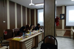 The Hearing aids Workshop in State Welfare Organization of Lorestan (2)