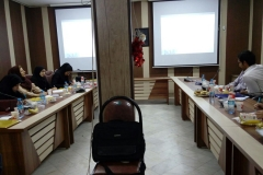 The Hearing aids Workshop in State Welfare Organization of Lorestan (3)