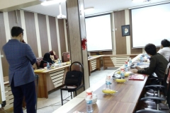 The Hearing aids Workshop in State Welfare Organization of Lorestan (4)