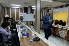 The Hearing aids Workshop in State Welfare Organization of Lorestan (7)