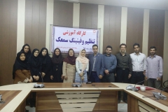 The Hearing aids Workshop in State Welfare Organization of Lorestan (9)