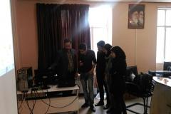 Workshop in Iran University (1)