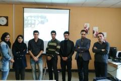 Workshop in Iran University (10)