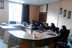 Workshop in Iran University (2)