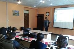 Workshop in Iran University (3)
