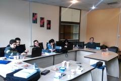 Workshop in Iran University (4)