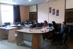 Workshop in Iran University (5)