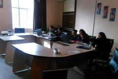 Workshop in Iran University (6)