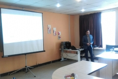 Workshop in Iran University (7)