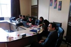 Workshop in Iran University (8)