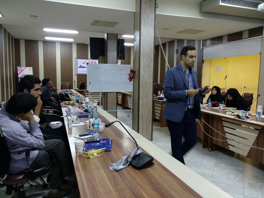 Hearing aids Workshop in State Welfare Organization of Lorestan