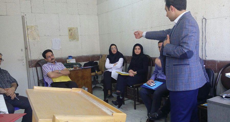 Workshop of State Welfare Organization of Kermanshah
