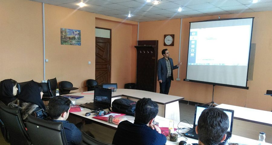 The Workshop in Iran University