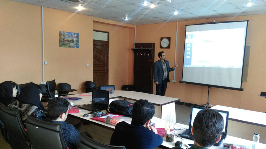 The Workshop in Iran University